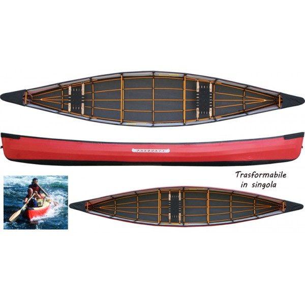 PakCanoe 160 - Pakboats