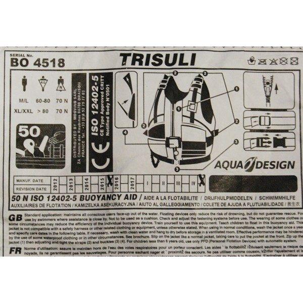 New Trisuli - Aqua Design