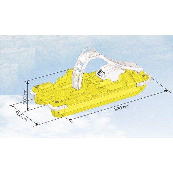 Pedalò H2O - Base