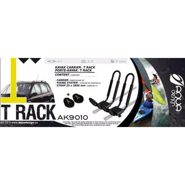 New T Rack - Aqua Design