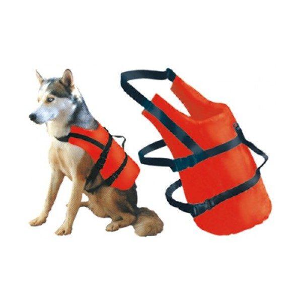 Aiuto al galleggiamento per cani