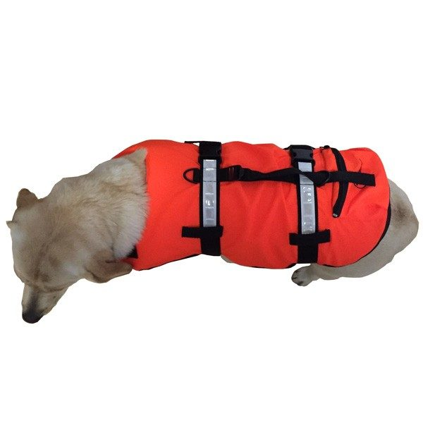 Life Vest Dog Riber