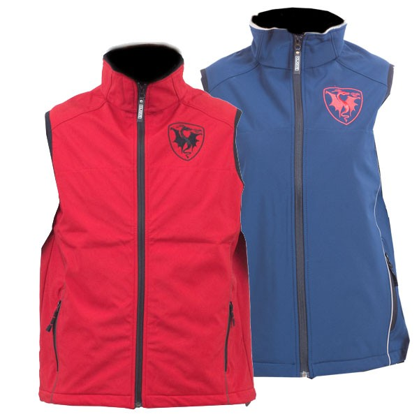 Gilet Softshell Dragorossi