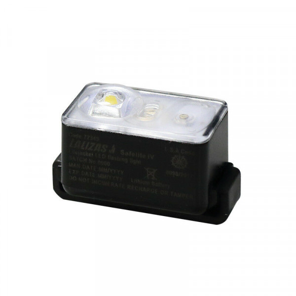 Lifejacket LED flashing light