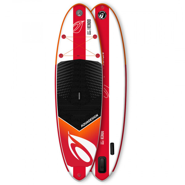 Kendo 10'6 - Aqua Design