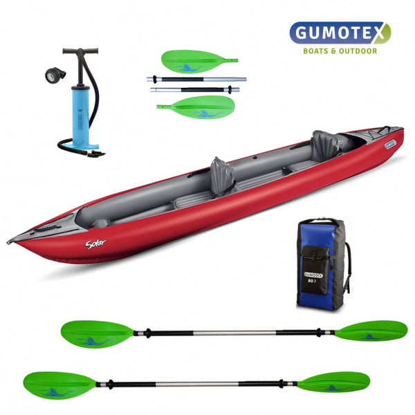 New Solar 019 Kit - Gumotex