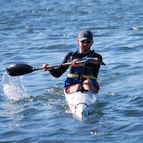 Pagaia canoa sprint