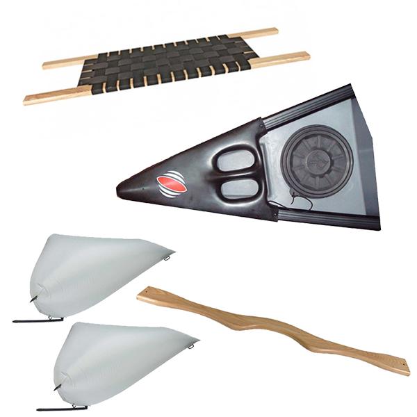 Accessori Canoe Canadesi