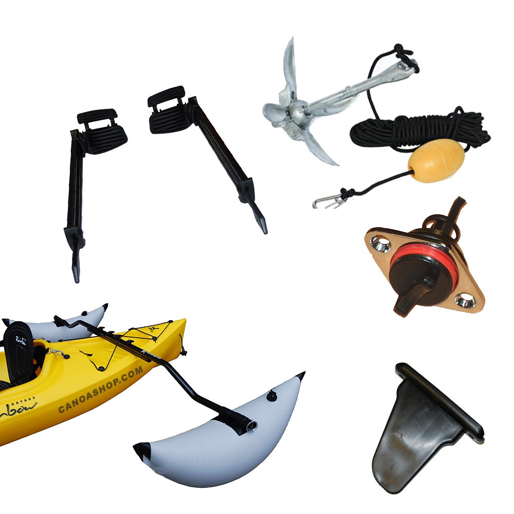 Accessori Canoe e Kayak
