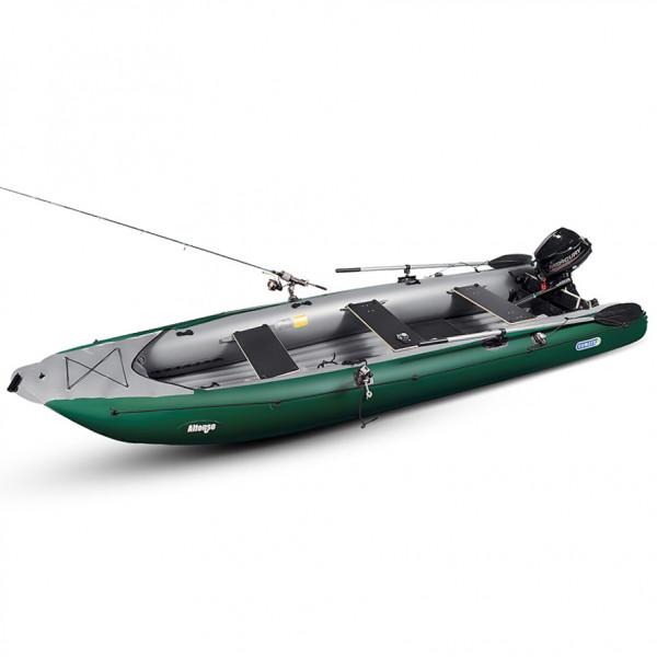 Canoe Gonfiabili Fishing