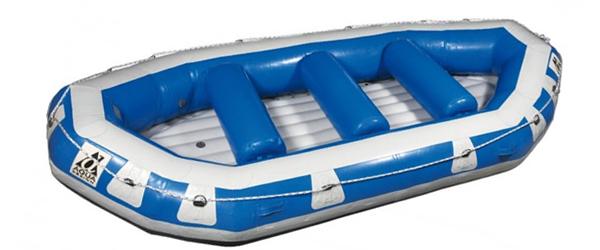 Gommoni Rafts
