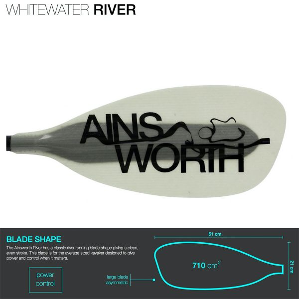 Ainsworth River Carbon Glass Pro