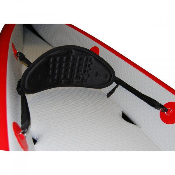 Schienale canoa